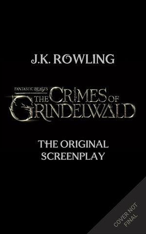 "Screenplay for ""Fantastic Beasts: The Crimes of Grindelwald"" available for pre-order"