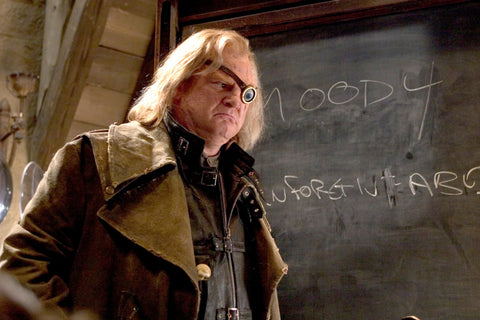 Alastor Moody Mad eye Harry Potter
