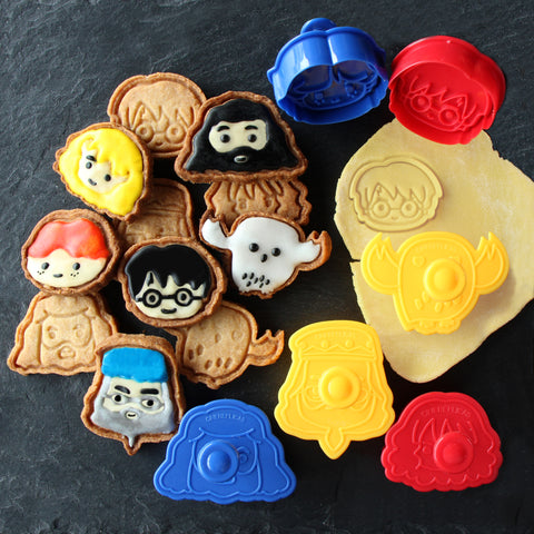 Harry Potter Cookie cutters giveaway