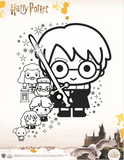 COLORING HARRY POTTER