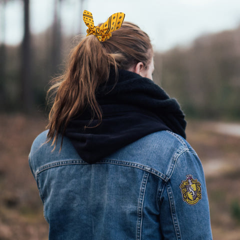 hufflepuff hair accessories set