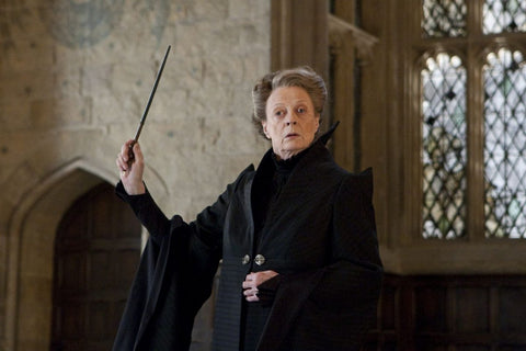 Minerva McGonagall Harry Potter