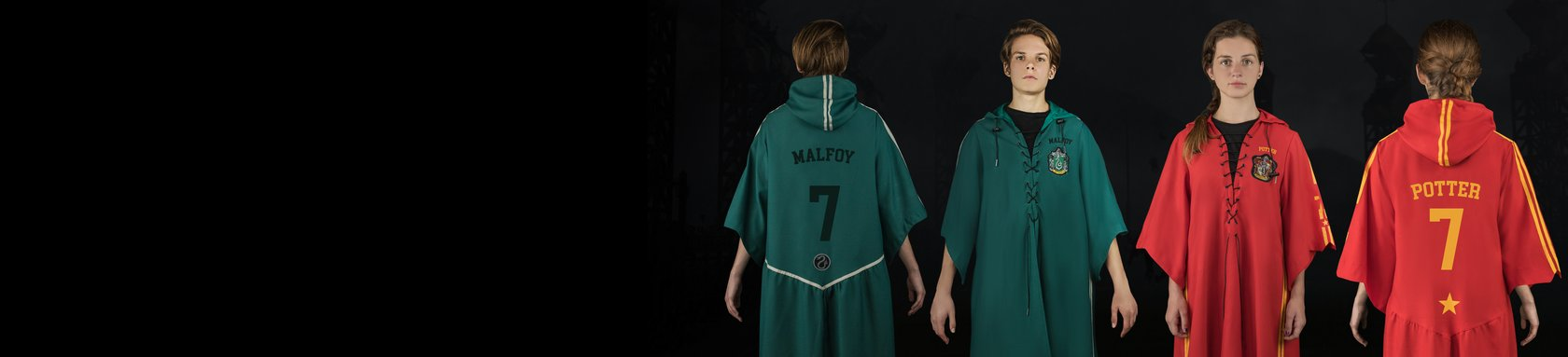 Harry Potter Quidditch robe