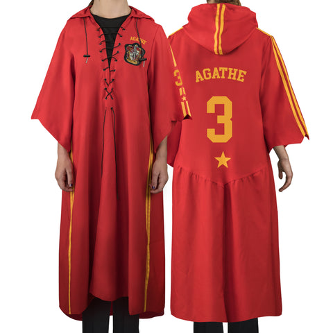 Quidditch robe harry potter