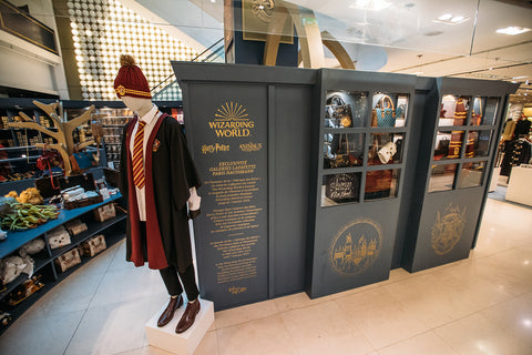 wizarding world galleries lafayette