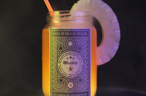 Harry Potter cocktail Weasley