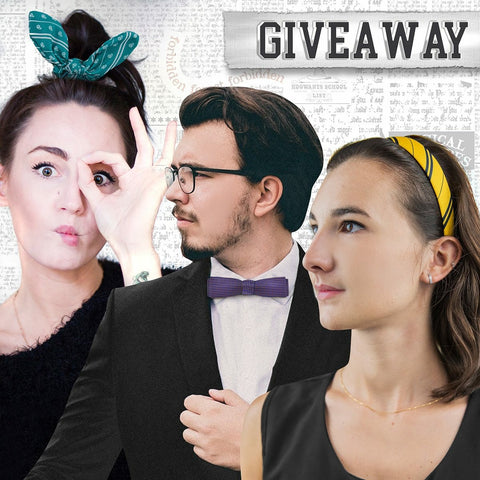 Magical giveaway with the Leaky Cauldron