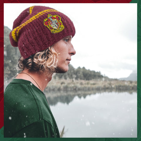 Harry Potter beanies christmas promotion