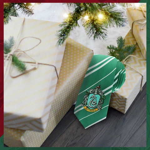 Harry Potter tie Christmas 2018 promotion