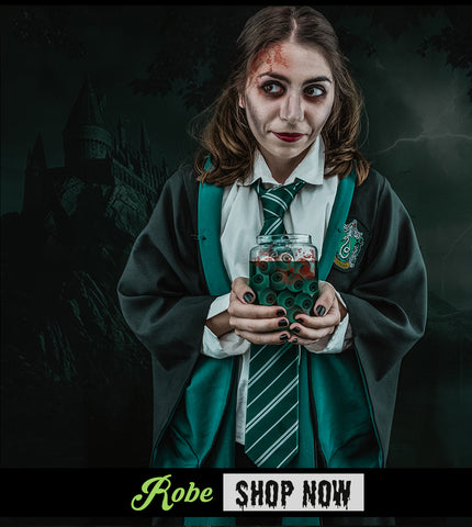 Halloween essentials Harry Potter robe
