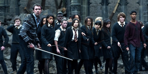 Top 10 of the scariest moments in Harry Potter