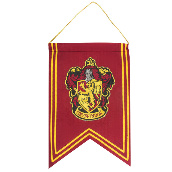 Gryffindor Banner Amp Flag Set Cinereplicas Usa