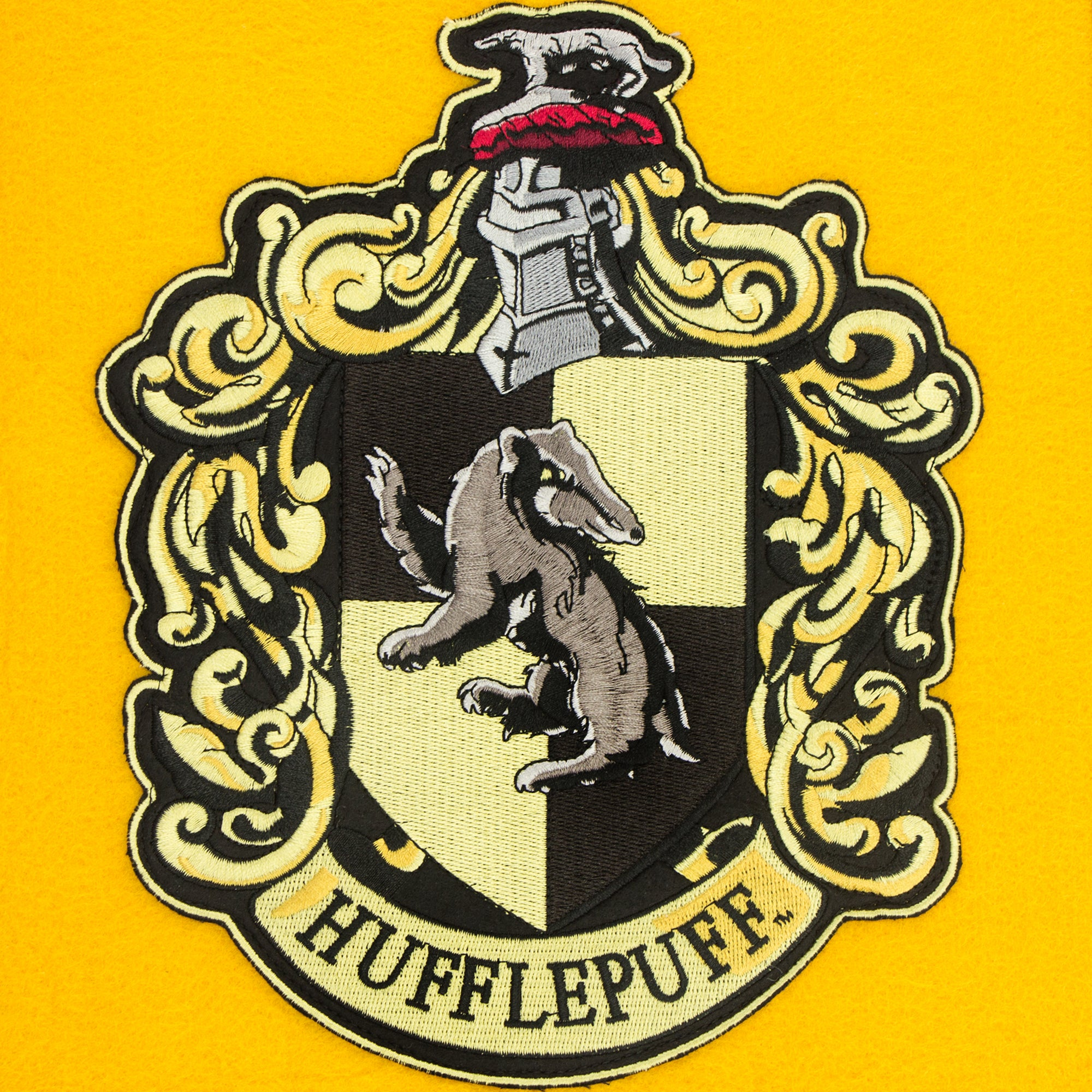 Image result for hufflepuff flag