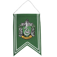 Slytherin banner harry potter decoration
