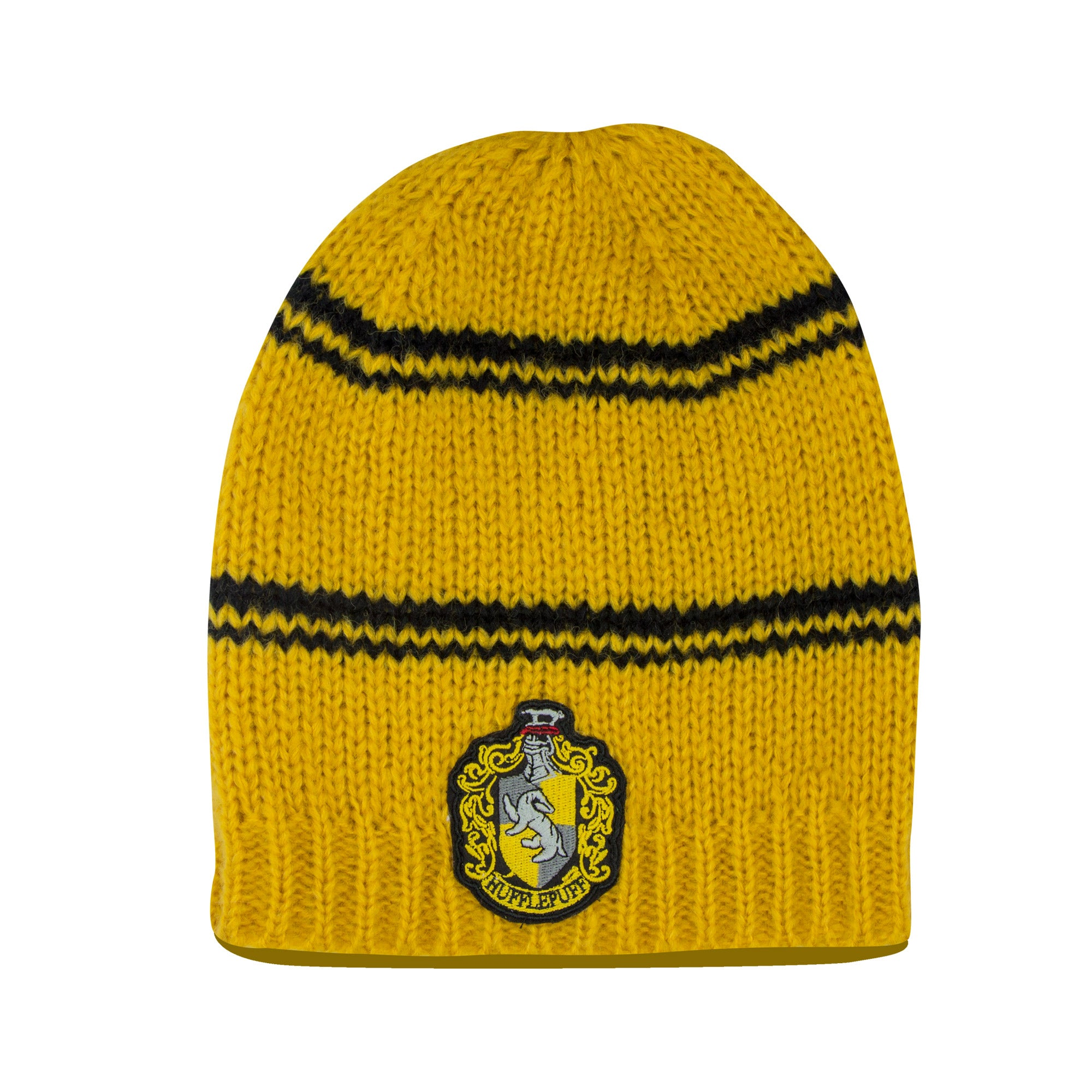 CNR - Gorro Harry Potter Hufflepuff