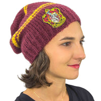 Gryffindor Slouchy Beanie women Harry Potter