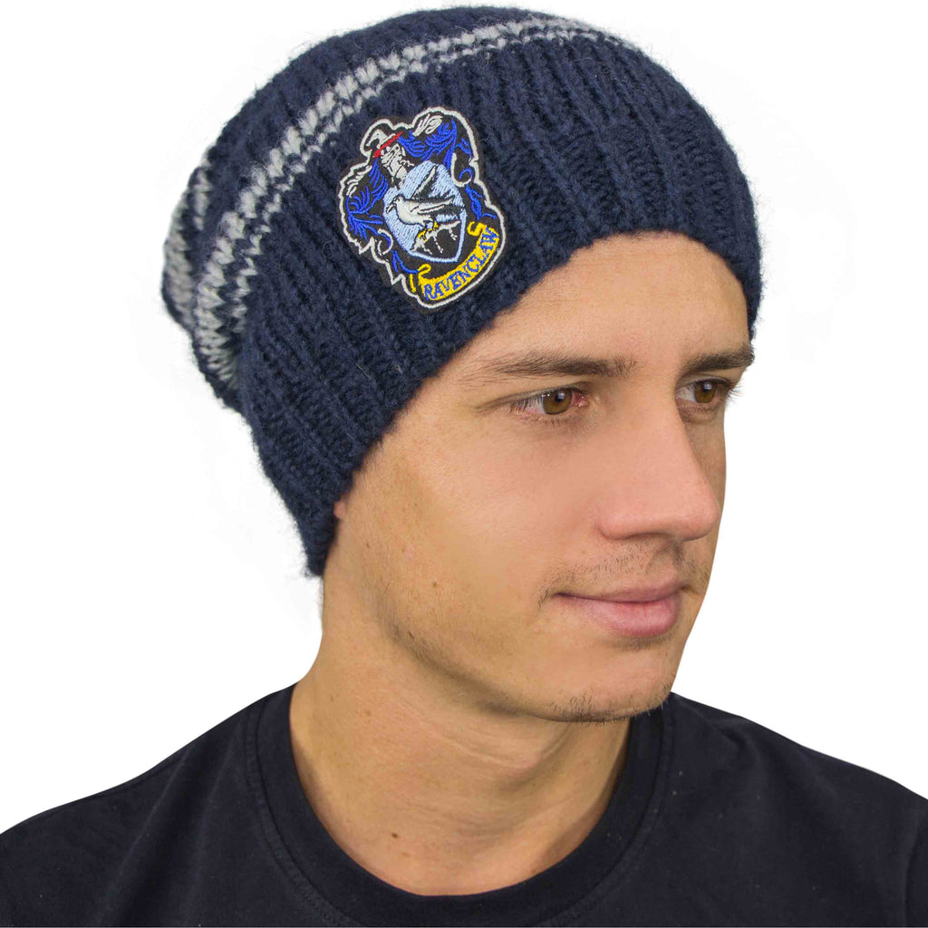 Ravenclaw Slouchy Beanie men Harry Potter