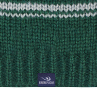 Slytherin Slouchy Beanie tag Harry Potter
