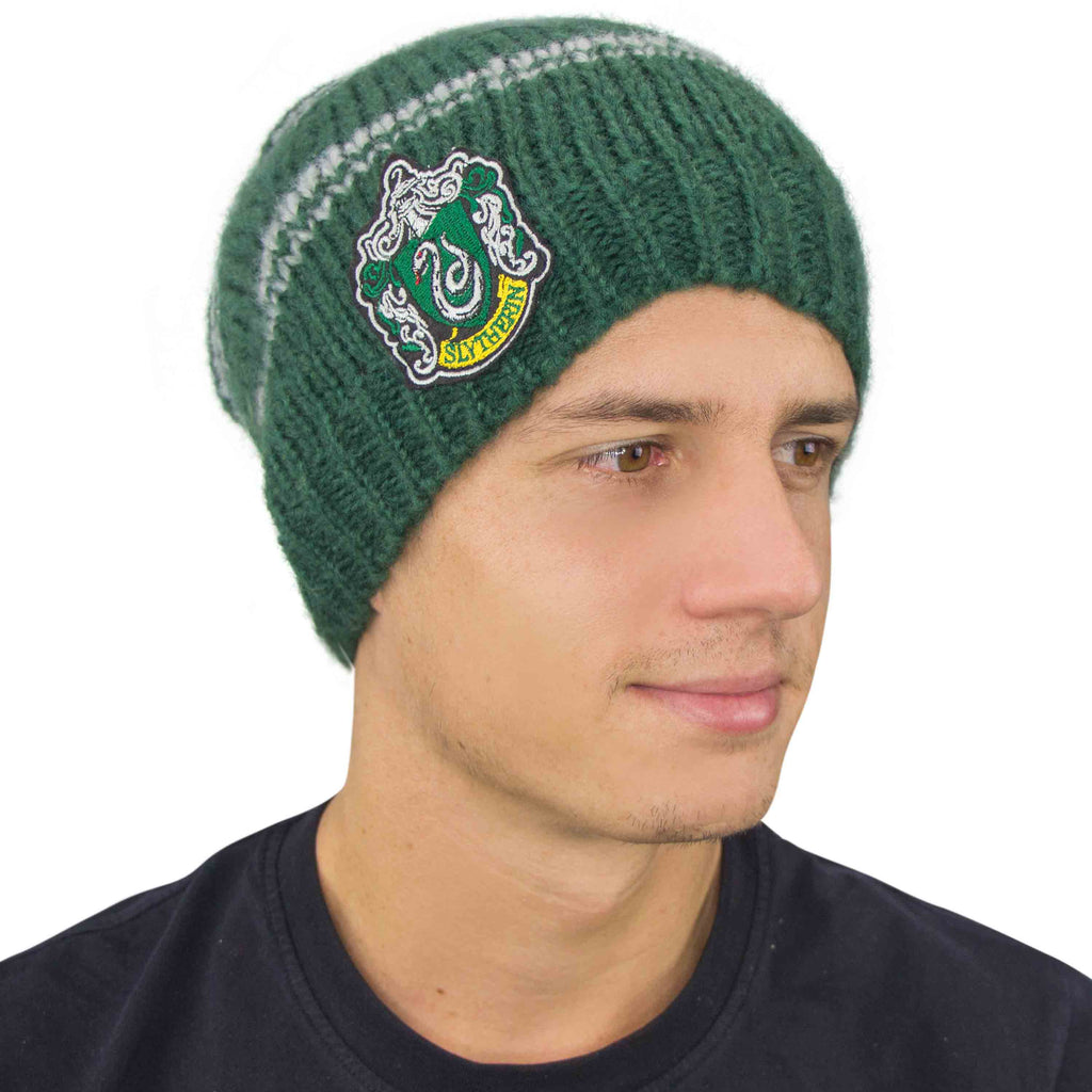 Slytherin  Slouchy Beanie men Harry Potter