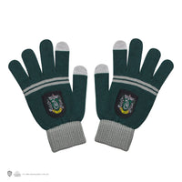 Kids - Slytherin Gloves and Beanie Set