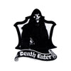 harry potter patch/crests death eater