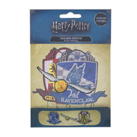 harry potter patch/crest deathly hallows GOLDEN SNITCH  packaging