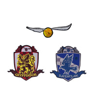 Harry Potter Deluxe Edition Crests/Patches - GOLDEN SNITCH