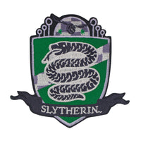 harry potter patch/crest slytherin