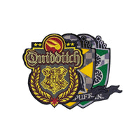 harry potter patch/crest quidditch hogwarts