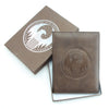Fantastic beast -  Magical Congress of the USA PU Leather Passport Holder Wallet
