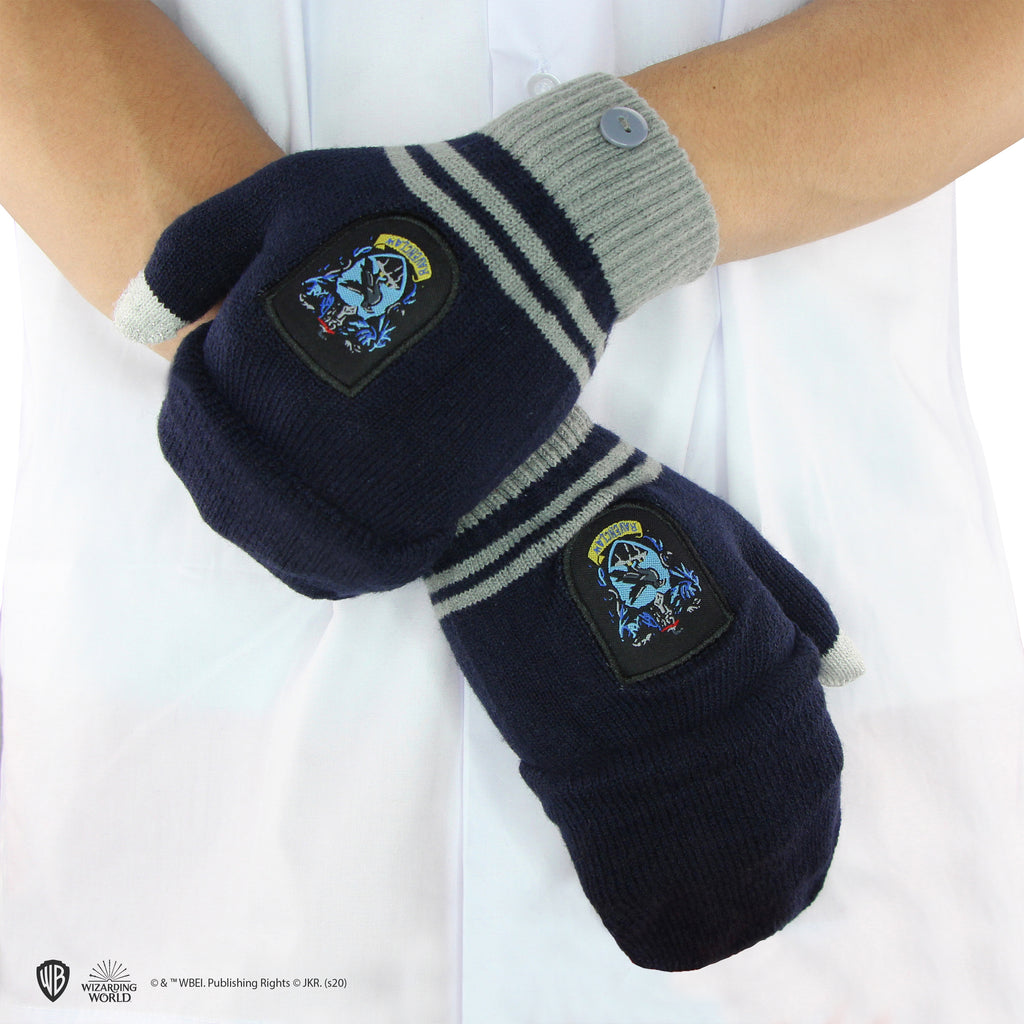 Ravenclaw Mitten gloves harry potter