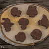 Harry Potter chocolate/ice cube mold - Characters