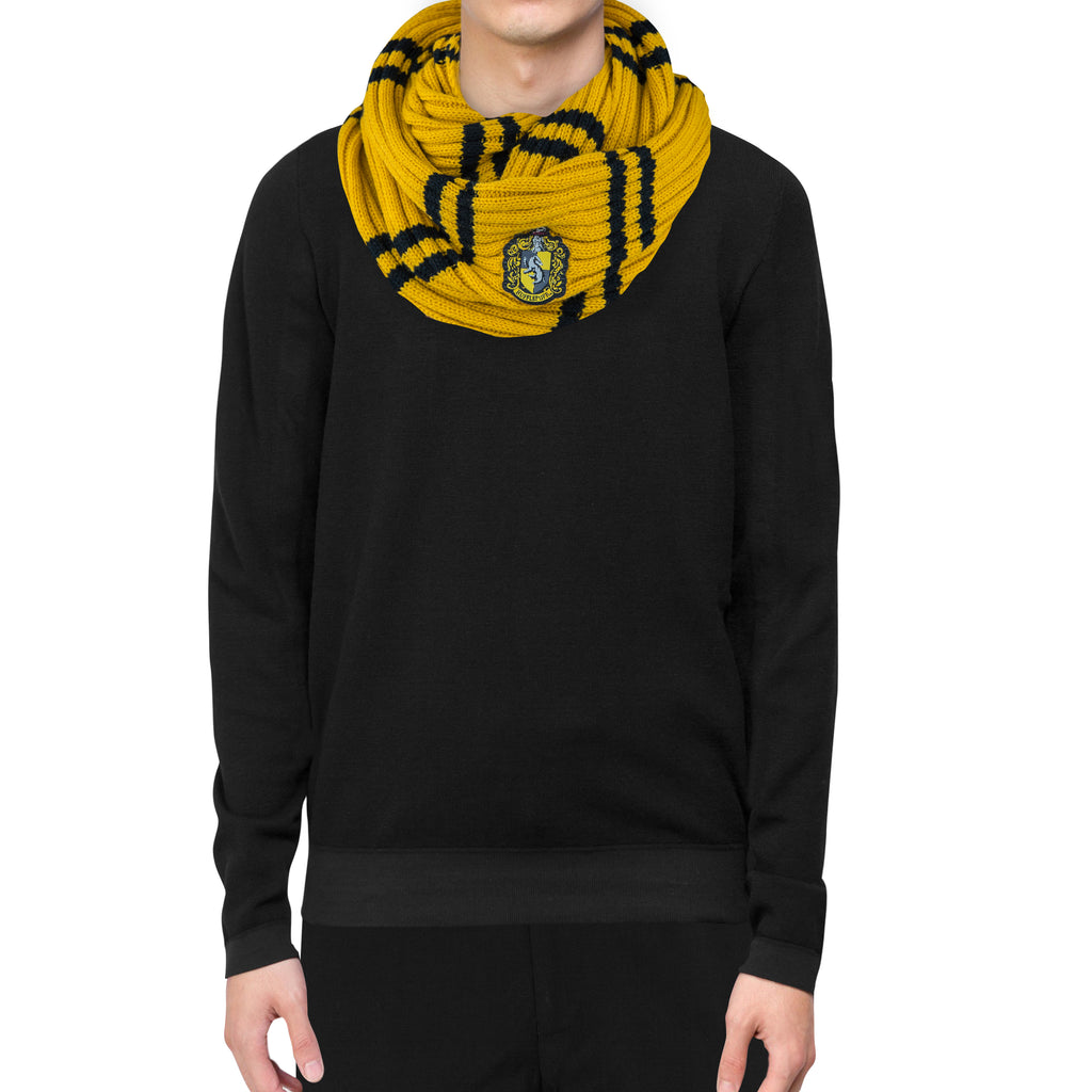 Harry Potter Hufflepuff Infinity Scarf