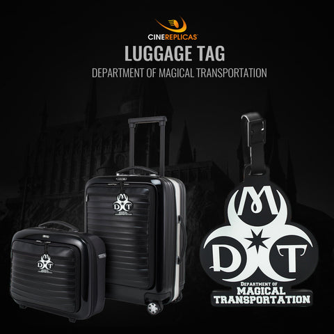Department of Magical Transportation luggage tag