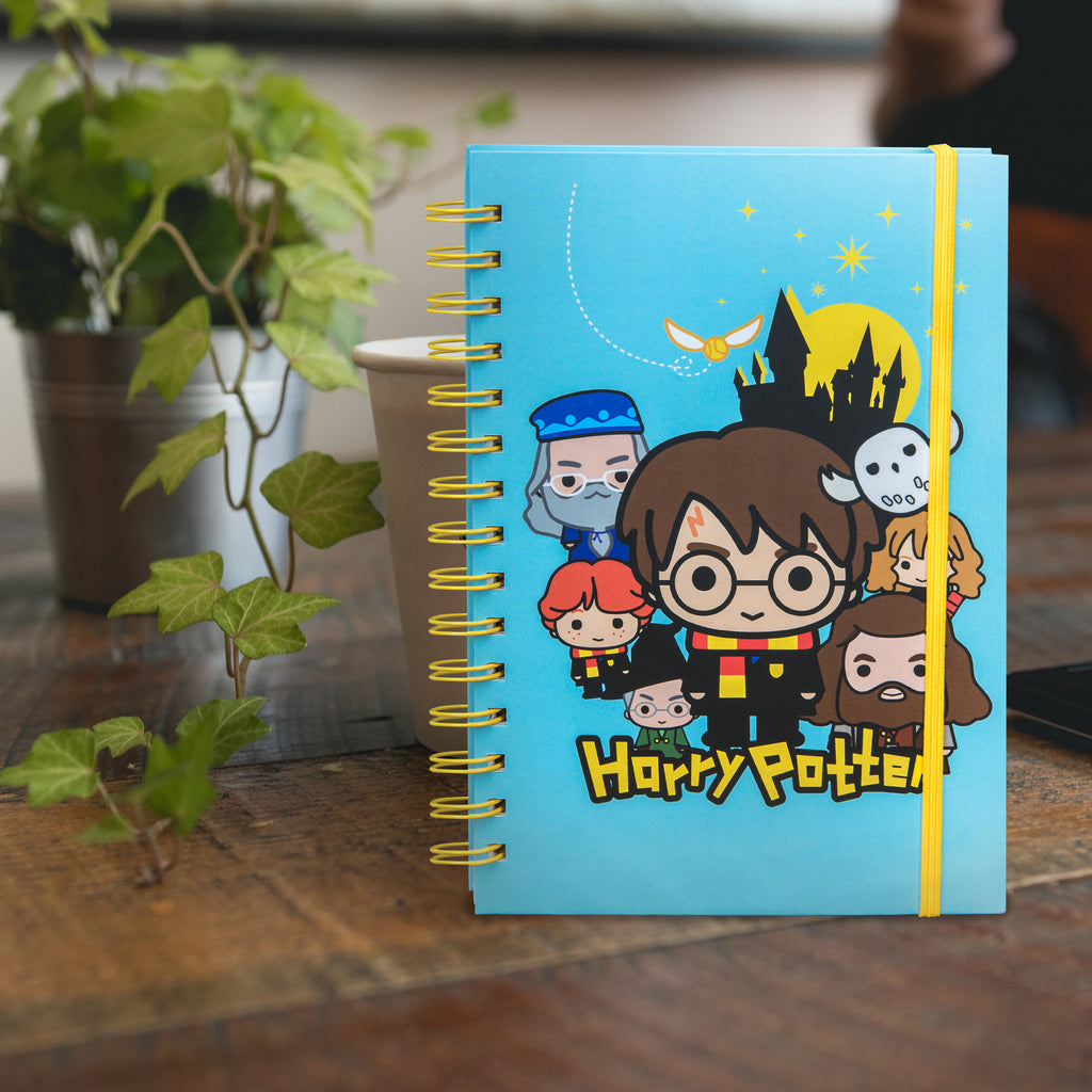 Harry Potter & Friends Notebook