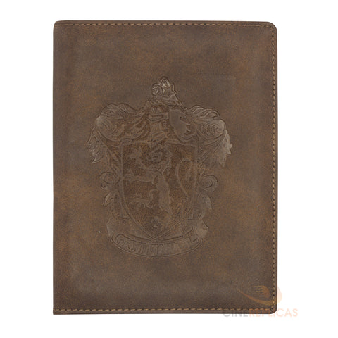 Gryffindor PU Leather Passport Holder Wallet