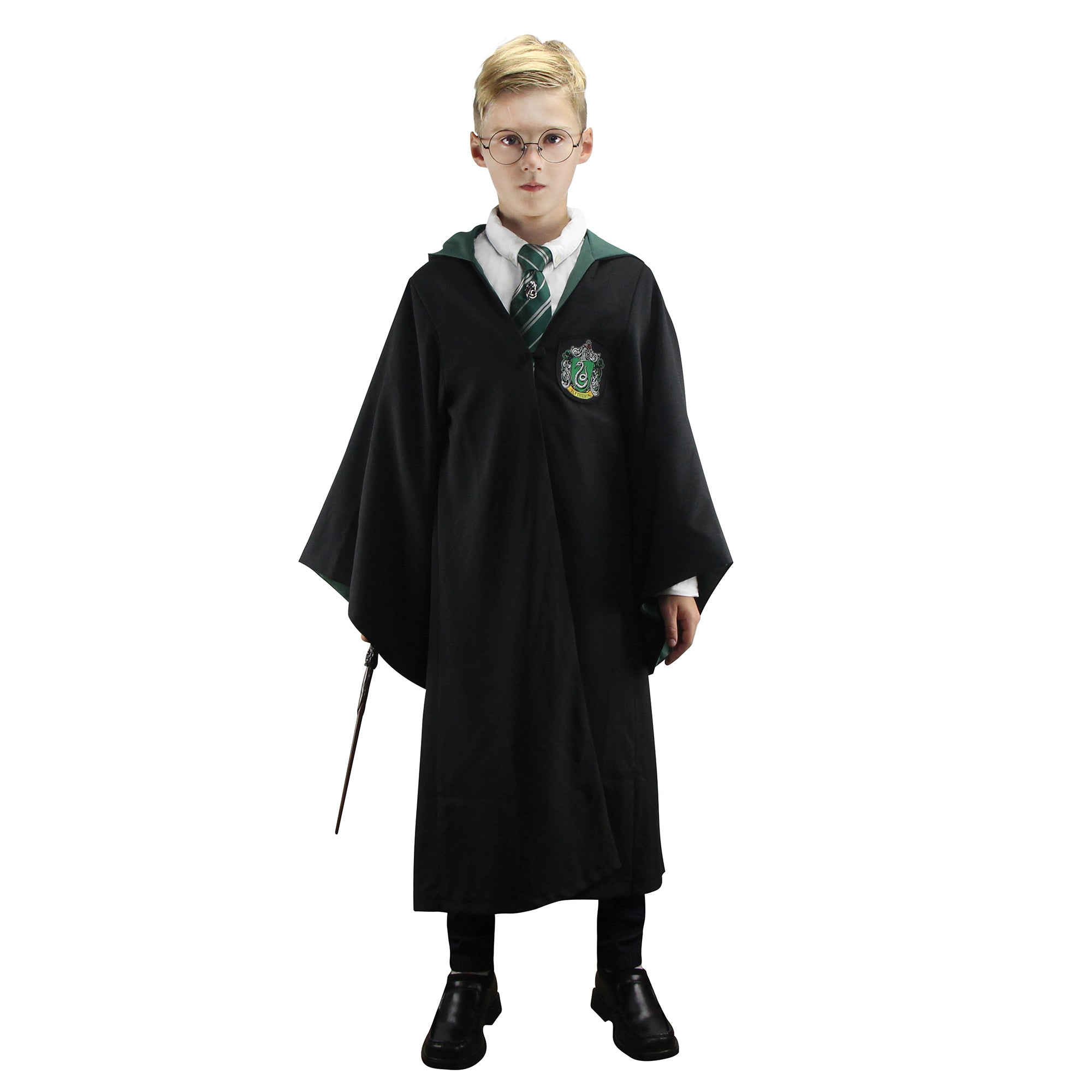 CNR - Túnica Harry Potter Slytherin Kids