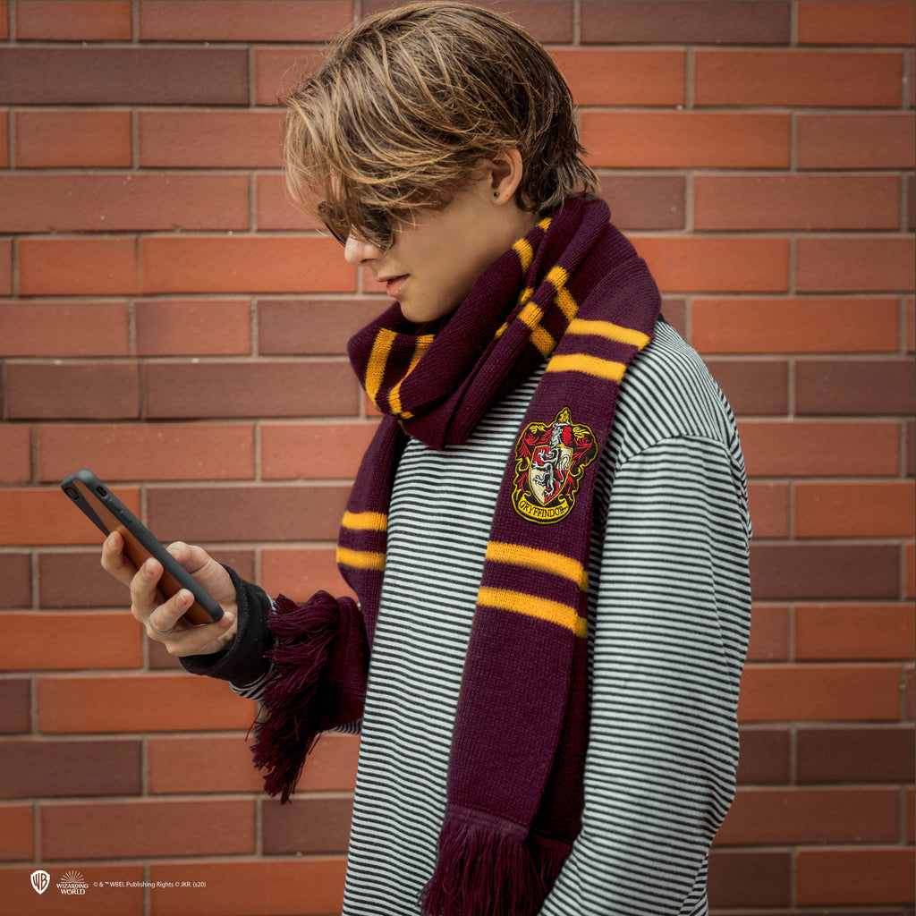 Gryffindor Scarf - Deluxe Edition