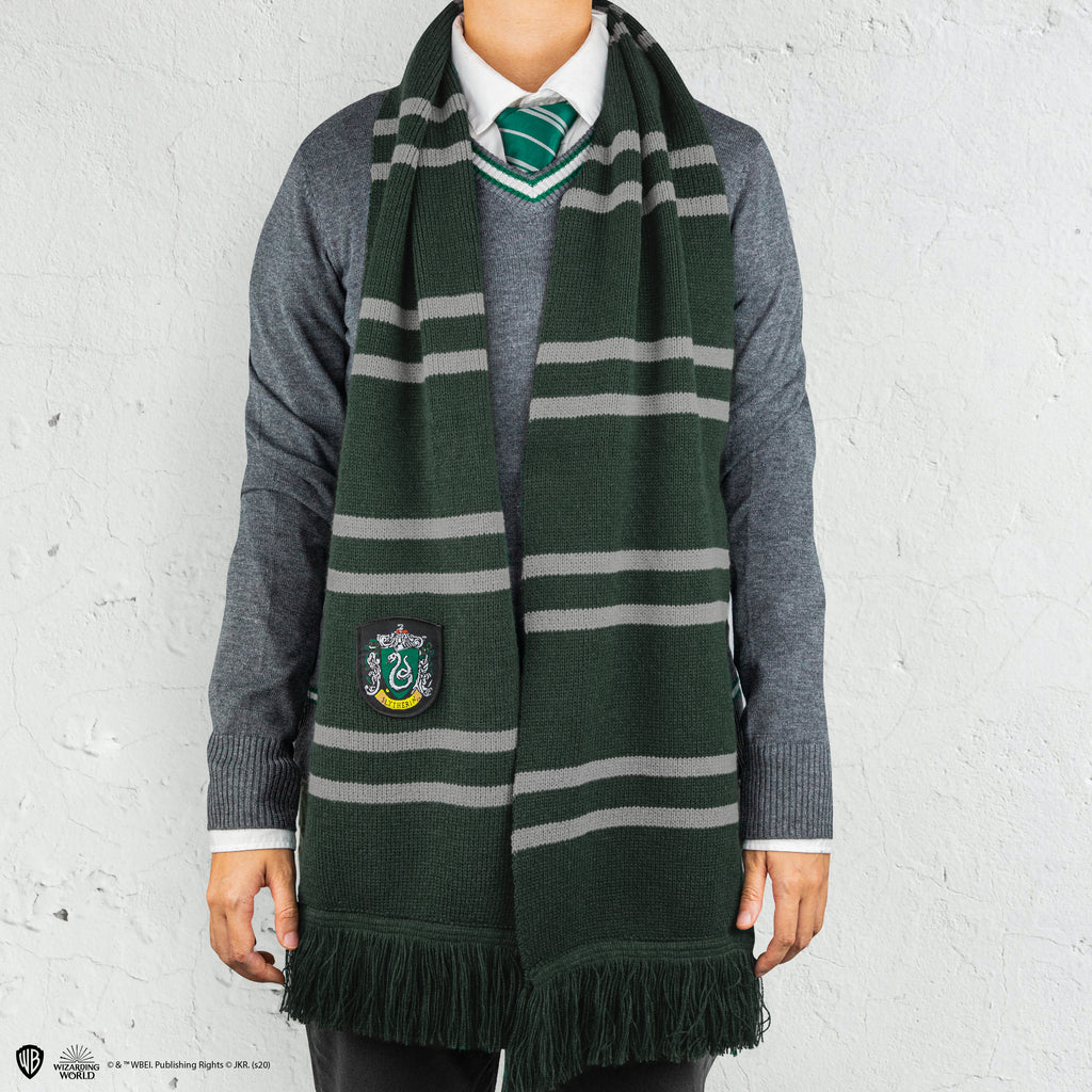 Slytherin Scarf - Classic Edition