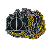harry potter crests/patches