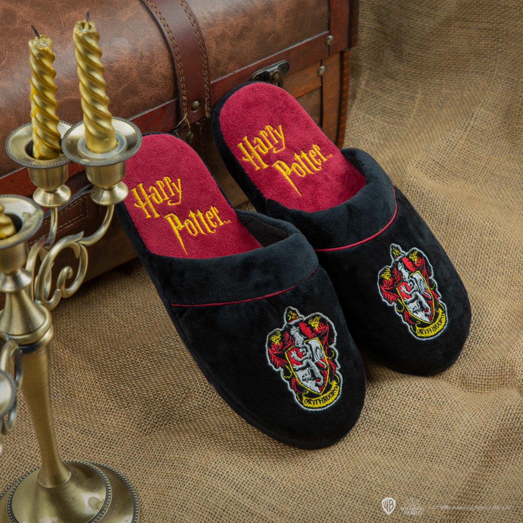 Gryffindor Slippers