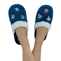 Harry Potter Starry Night Kawaii Slippers