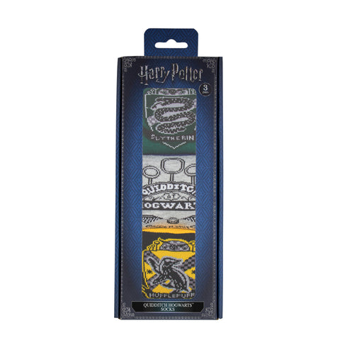 Quidditch Hogwarts Socks - Deluxe edition