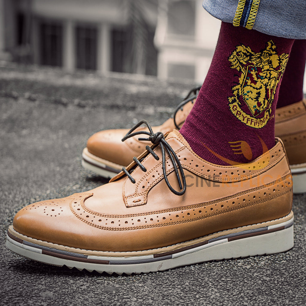 Harry potter crest socks - gryffindor socks