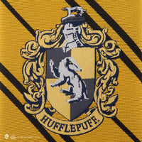 Adults - Hufflepuff Tie - Woven crest