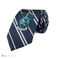 Adults - Ravenclaw Tie - Woven crest