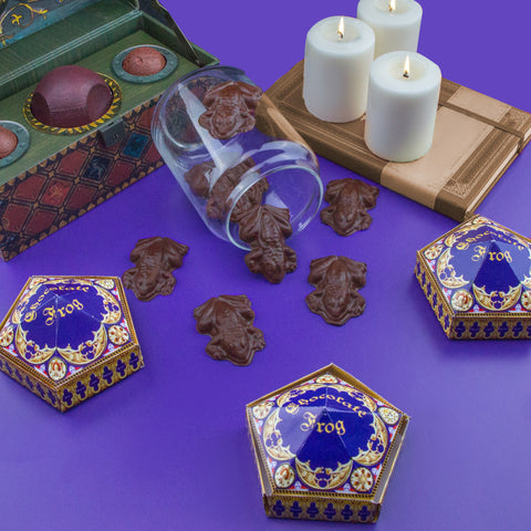Harry Potter Chocolate Frog mold