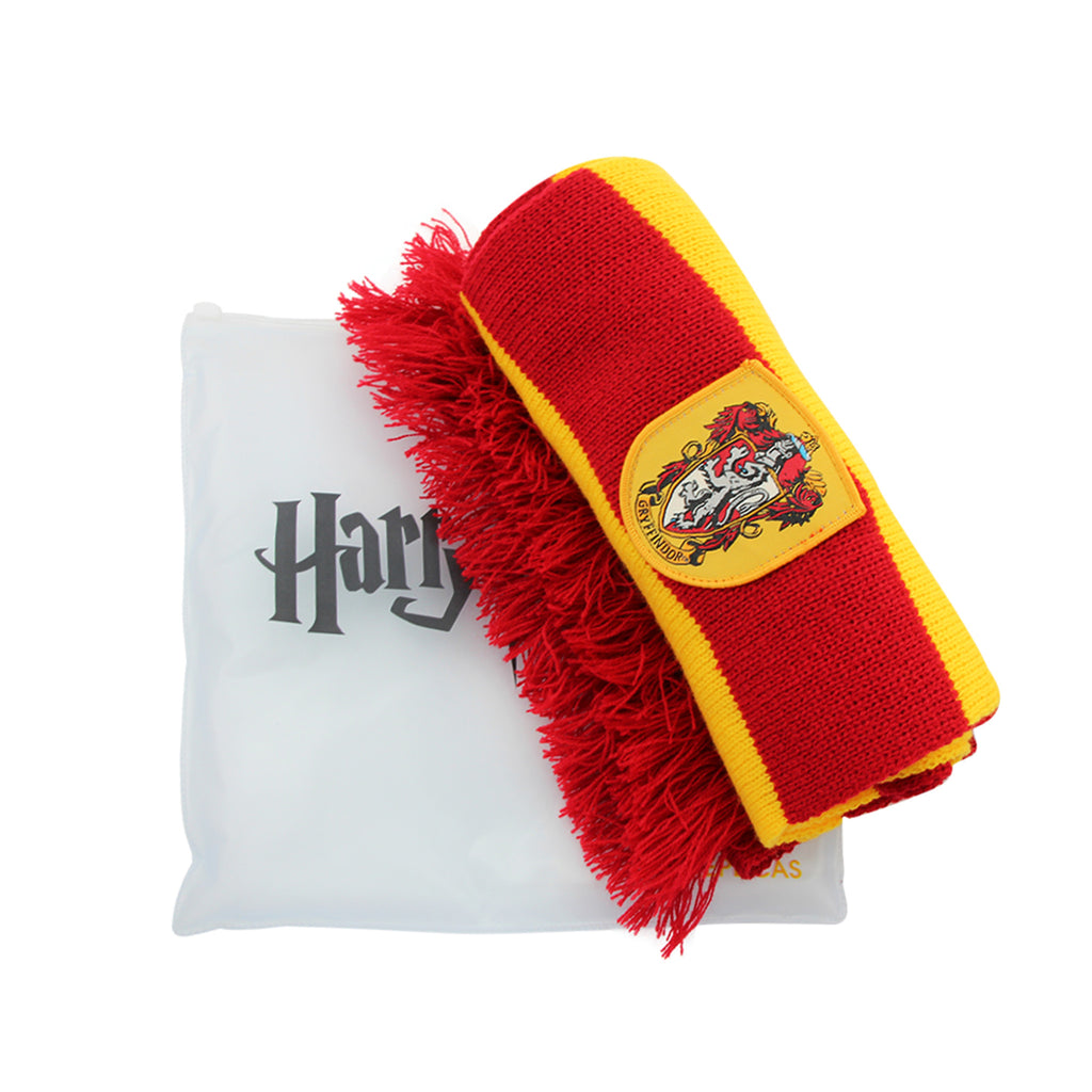 Harry Potter Scarf Gryffindor Red and Gold