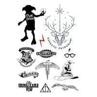 Harry Potter tattoo symbols