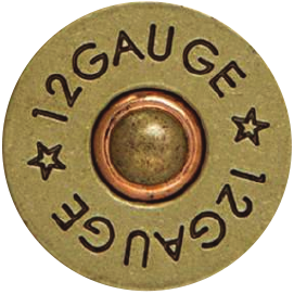 12 GAUGE KNOB DECAL